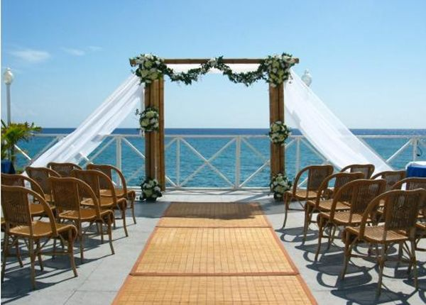 Grand Old House Cayman Islands Ceremony Venue