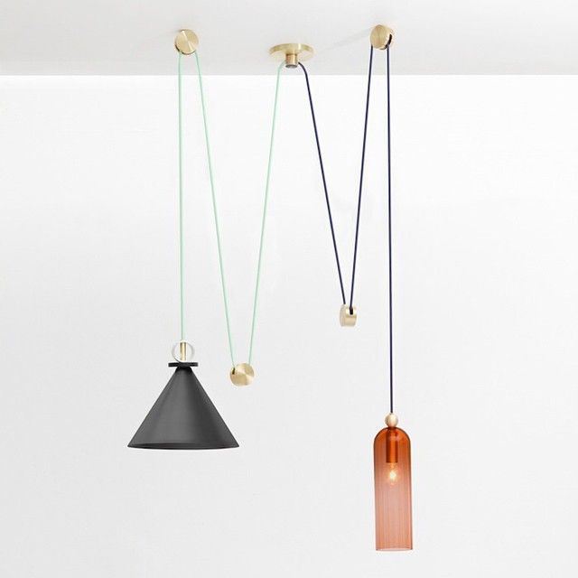 Shape Up lighting collection from Ladies and Gentlemen Studio