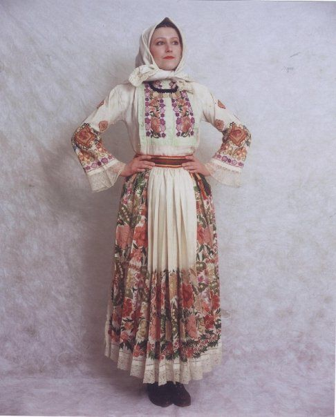 Posavina, Železno © Rental Workshop of National Costumes Croatia