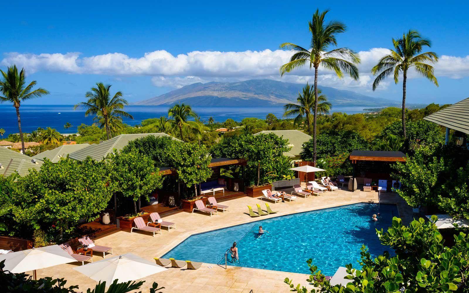 Hotel Wailea Hotel Wailea Maui Hawaii Hotels Maui Resorts