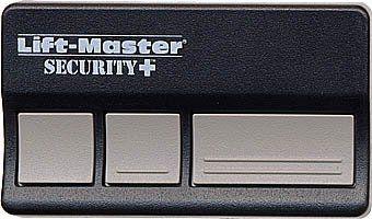 Liftmaster 973lm Three Button Remote Control Liftmaster Garage Door Opener Remote Garage Door Remote Control