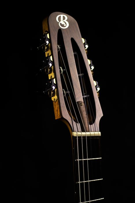 fan fret headstock handmadeguitars modernguitars fannedfretguitars hand made guitars in. Black Bedroom Furniture Sets. Home Design Ideas