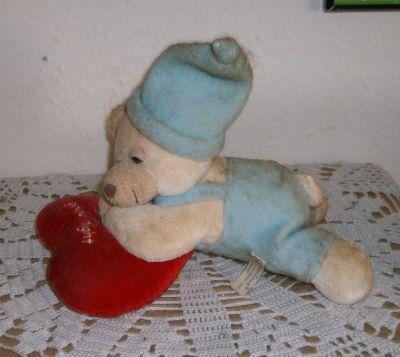 Meine Teddysammlung in Einzelbilder