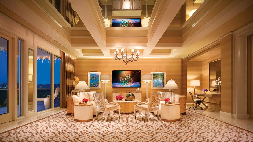 Las Vegas Luxury Hotel Rooms & Suites Wynn Las Vegas
