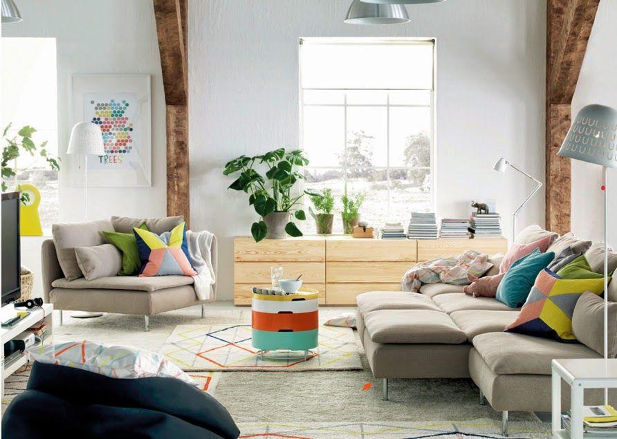 Novedades del catálogo 2015 de Ikea: dormitorios y salones | MI ...