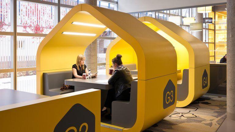 The hub coventry university higher education design