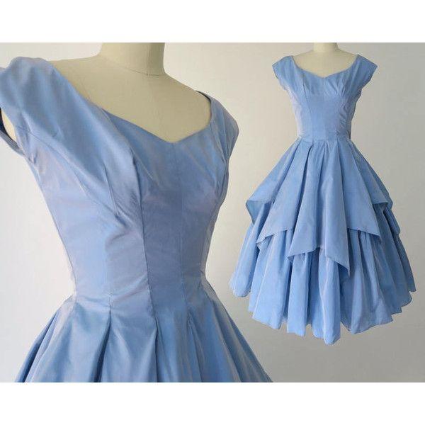 CELE PETERSON 1950s Cinderella Princess Dress Ultimate ...