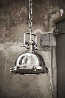 Verlichting trendy stoer wit zwart metaal | Industrial, Industrial ...