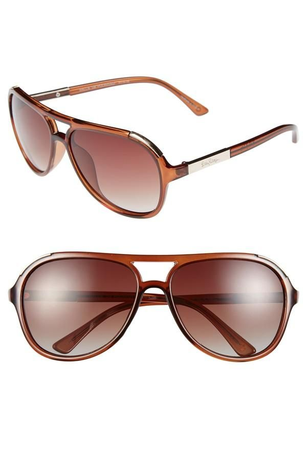 Love the timeless style of the Lilly Pulitzer aviator sunglasses ...