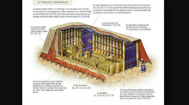 Tabernaculo 2 Ador Bible Tabernacle Of Moses Y The Tabernacle