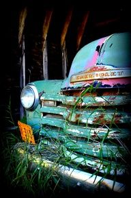 what a gorgeous heap of rust