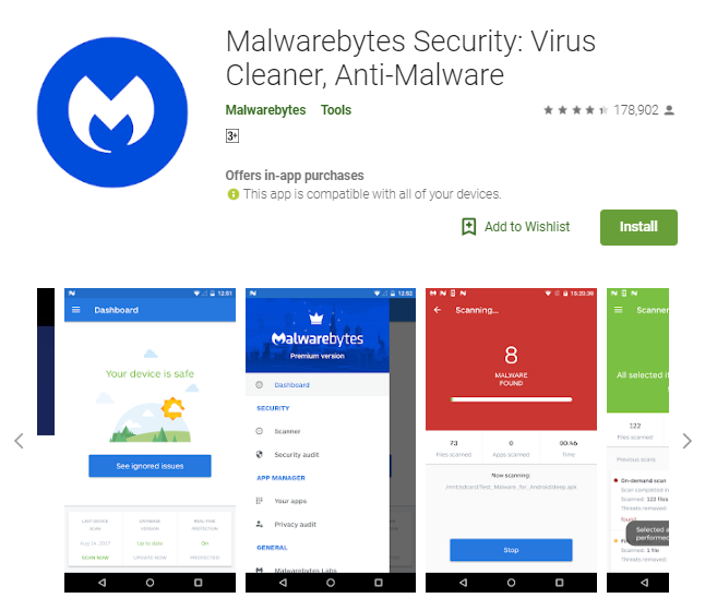 Malwarebytes-apk-download | How To Remove RAT Virus from