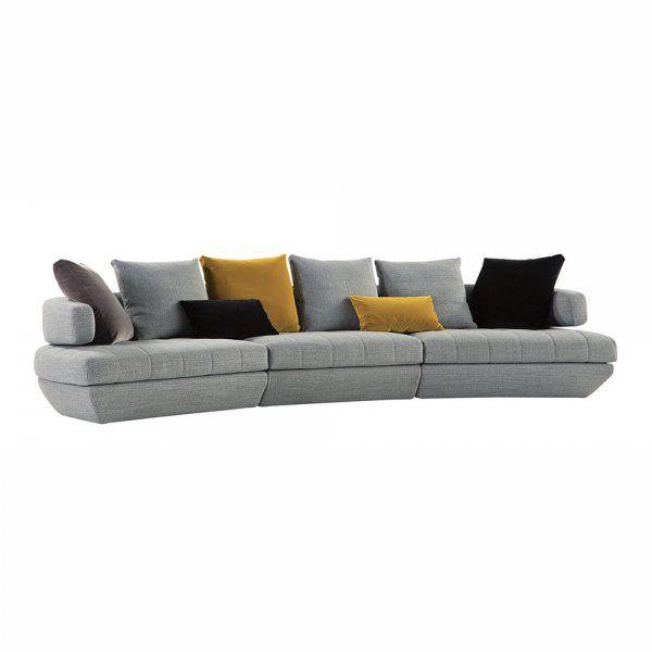 Roche Bobois Decouvrez La Nouvelle Collection Scandinavian Sofas Sofa Sofa Furniture