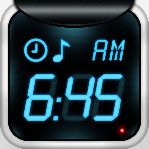 Awaken Ios App Icon Ios App Icon Clock Alarm Clock