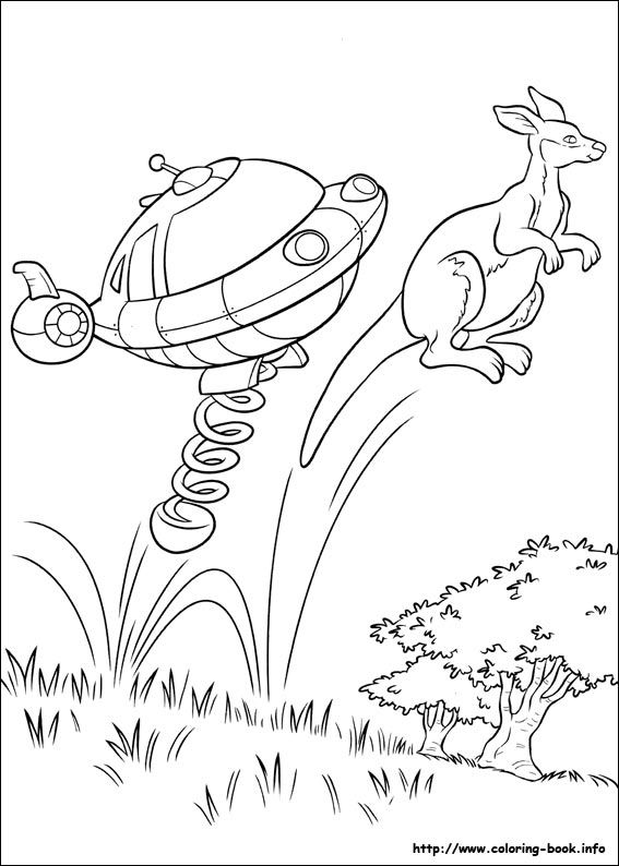 Little Einsteins coloring picture | Coloring Pages | Pinterest | Dibujo
