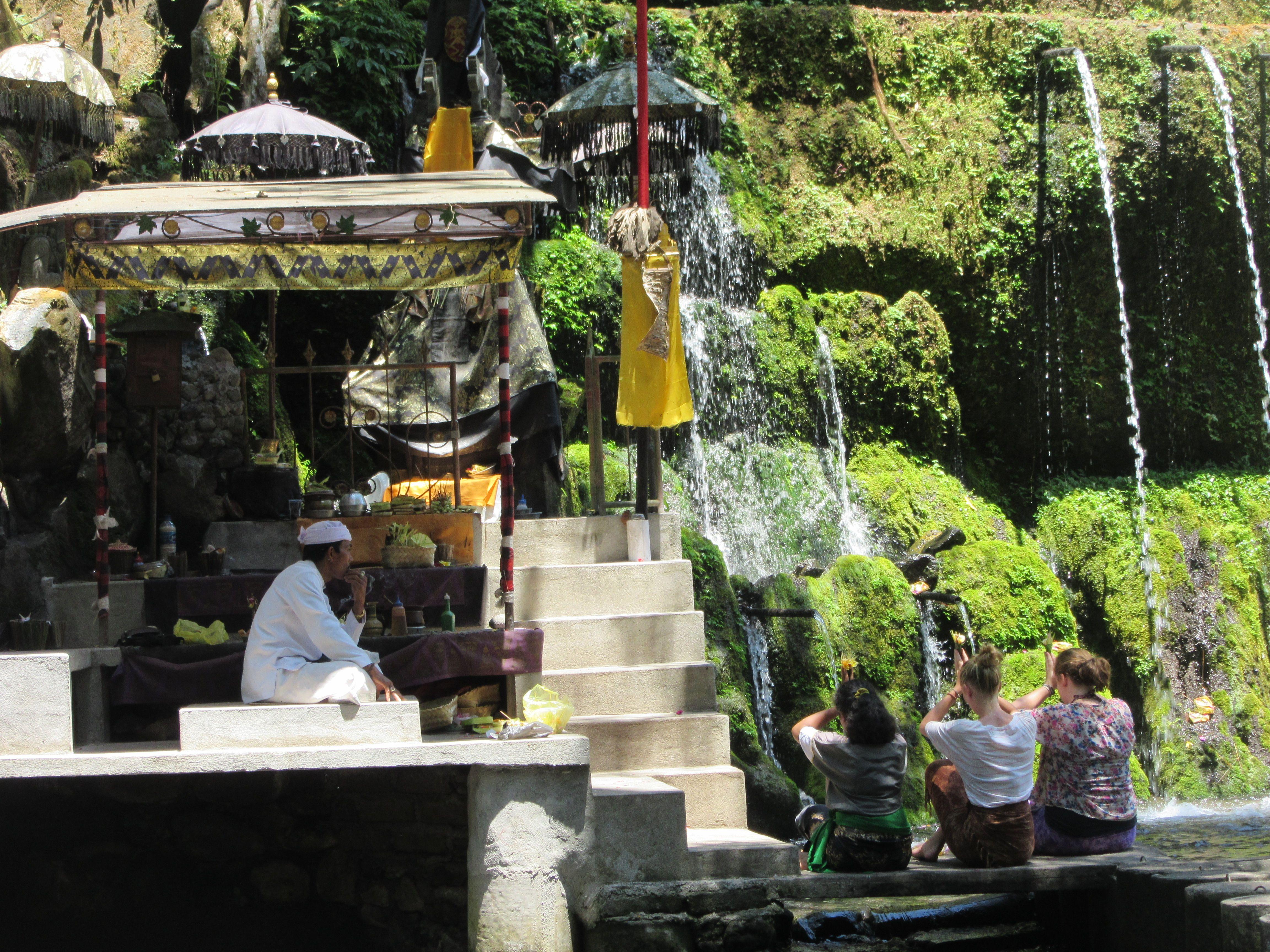 Bali, Heilige bronnen