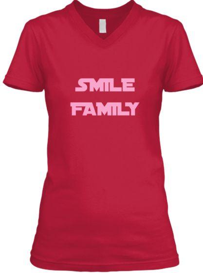 SMILE FAMILY | Teespring SO CHEAP CLICK TO ORDER