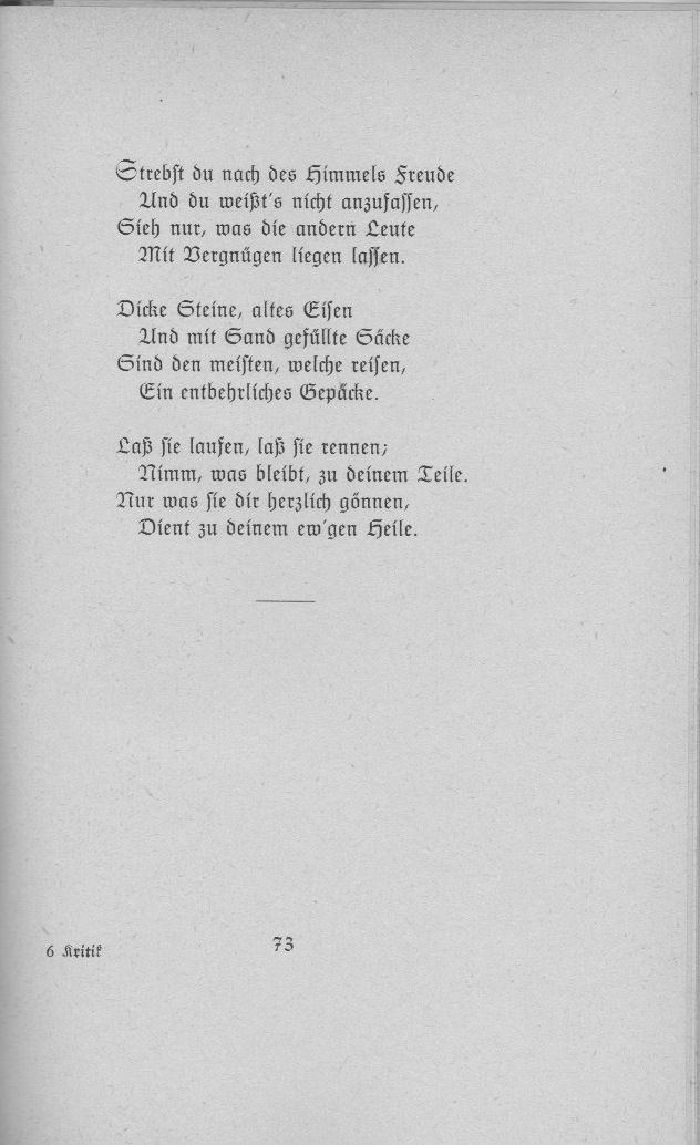 Gedicht Wilhelm Busch Poetry Old German Letters Frakturschrift