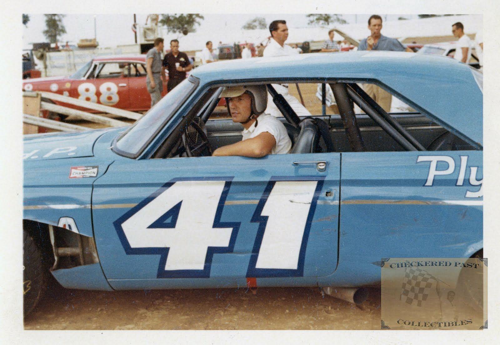 Richard Petty 41 Drag Racing Cars Classic Racing Richard Petty