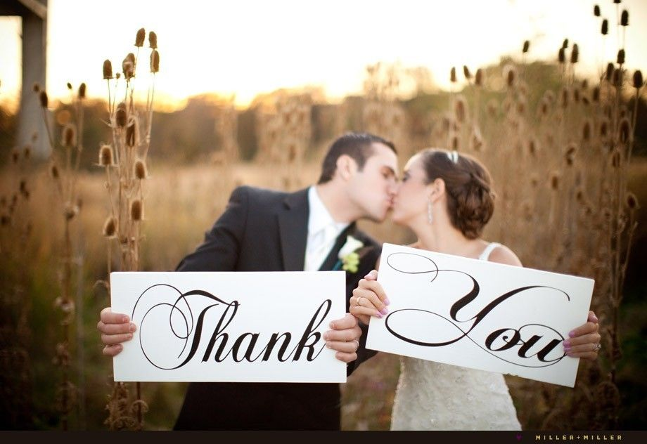 Items Similar To Wedding Signs Photo Prop Thank You For Your Cards 8 X 16 Inches 2 On Etsy