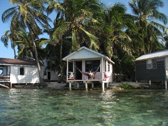 Notre Cabanas Tobacco Caye Belize Coastal Design Beach Hut