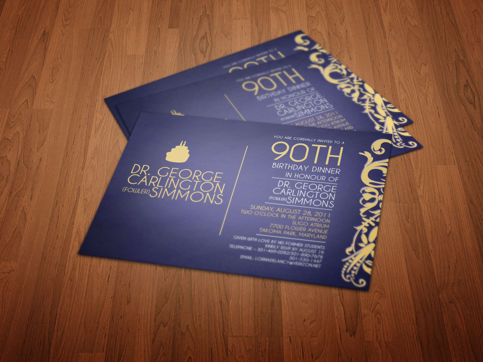 design birthday party invitations free%0A Images For  u   e Corporate Invitation Design More
