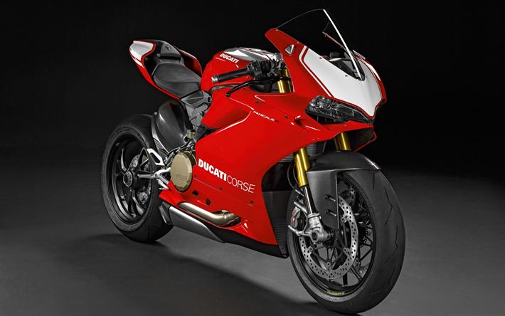 Télécharger Fonds Décran Ducati Superbike Panigale R 2017 Rouge
