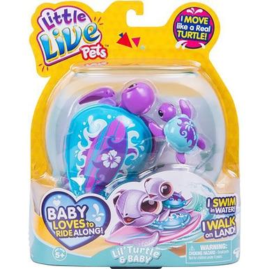 Toys Little Live Pets Pet Turtle Baby Turtles