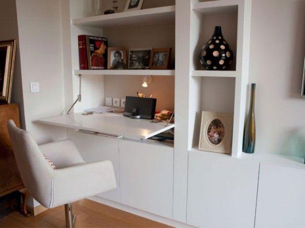 Piccolo Ufficio In Casa : Un appartement de m issu d une fusion cartongesso piccolo