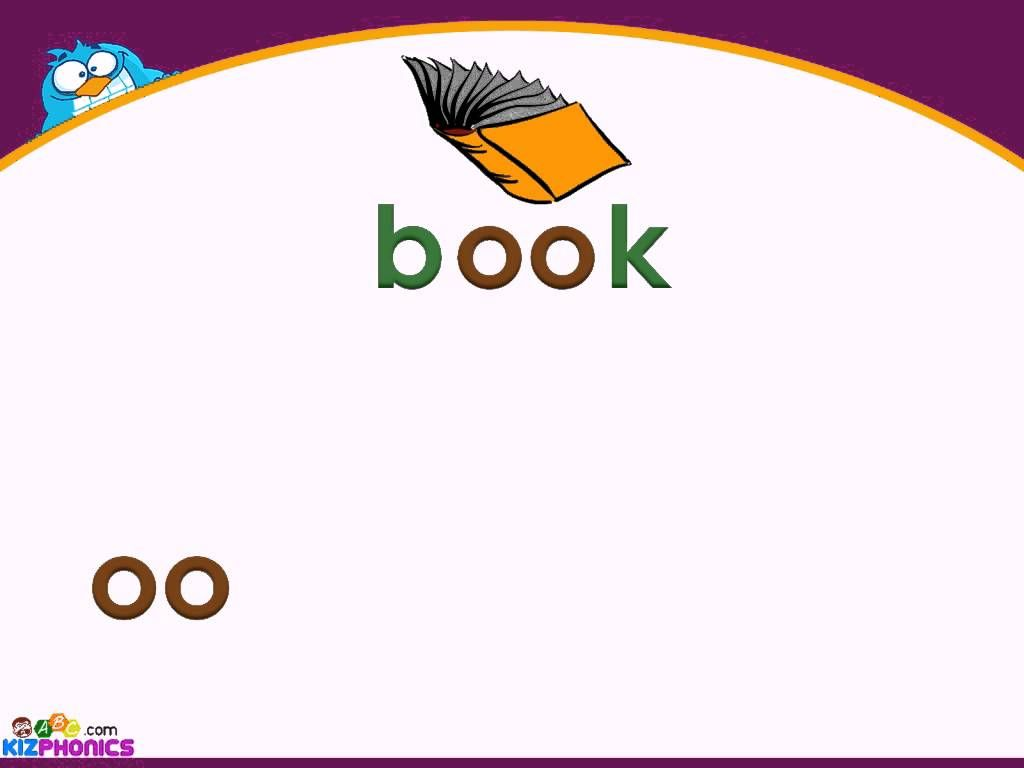 Long Sounds of 'oo', Short vs. Long 'oo' Vowel Digraphs | phonics ...
