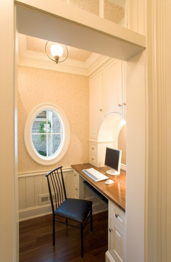 A Home Office Is Often A Must Have For Many People. Itu0027s A Space Where