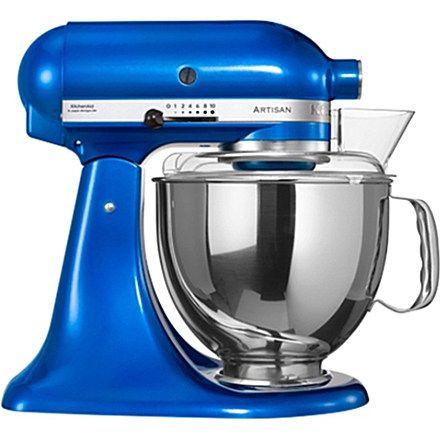 KITCHEN AID Artisan Mixer Electric Blue (Electric Blue