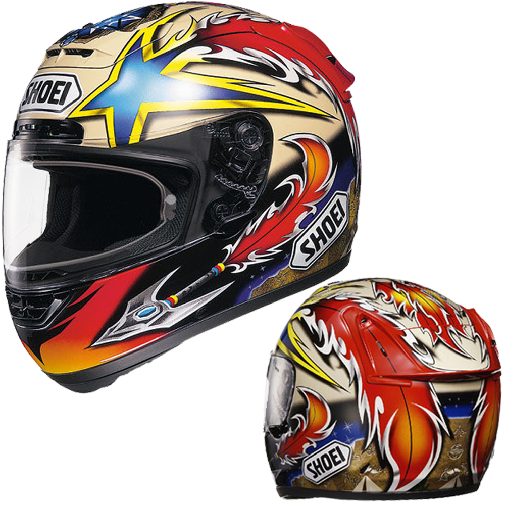 Shoei Helmets Pictures And Specifications バイク
