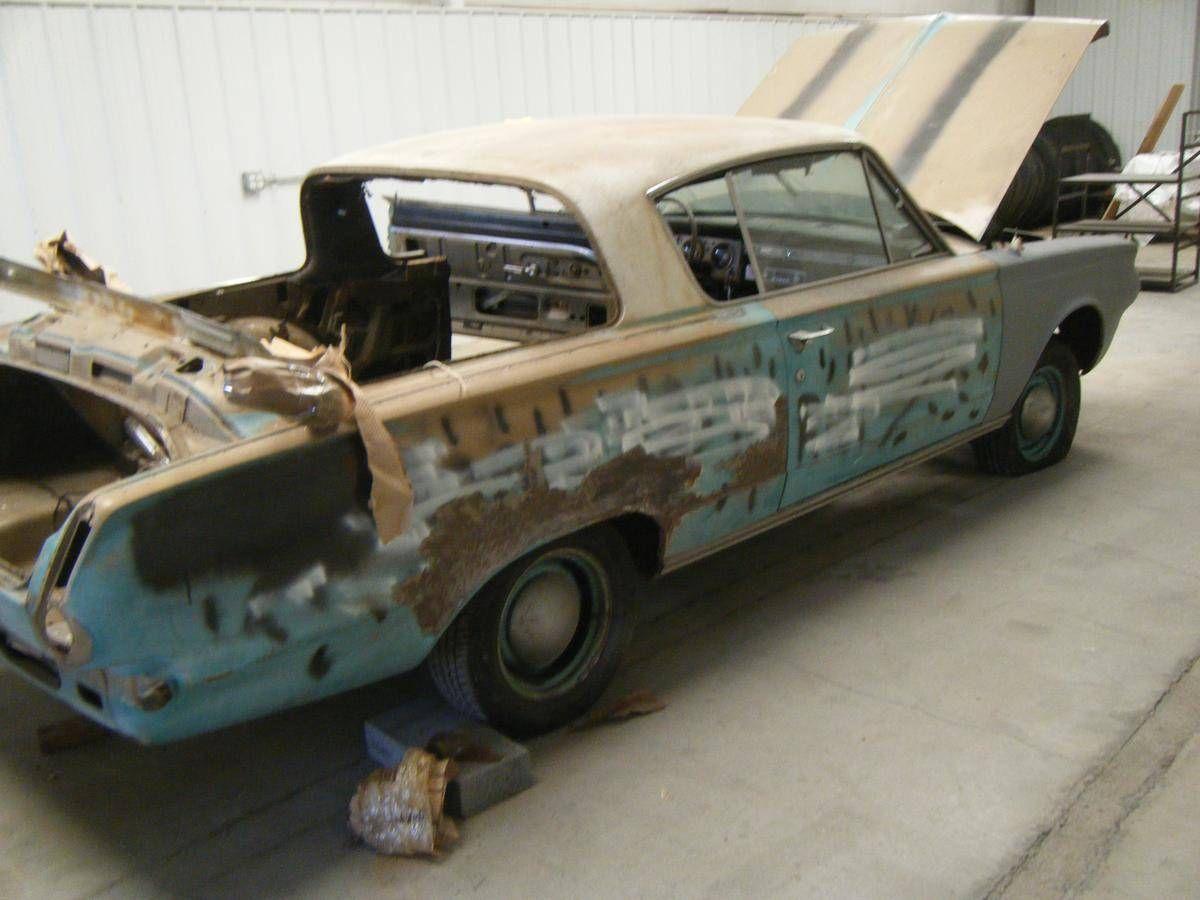 1965 Plymouth Barracuda | Barn Finds,Junk Yard Cars etc ...