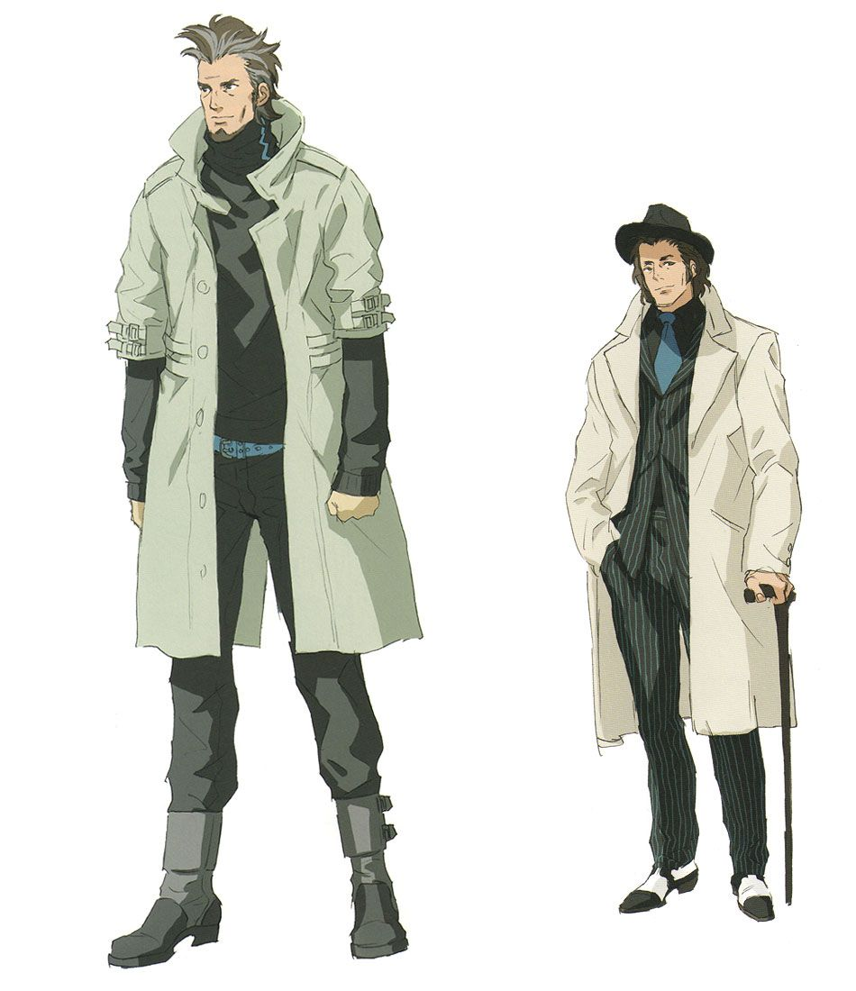 Ace Concept Pictures Characters Art 999 Nine Hours Nine