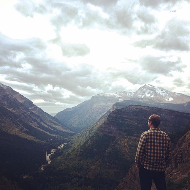 Glacier National Park in September