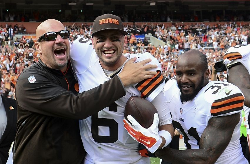 Brian Hoyer Only Cleveland Browns Qb Since 1999 With Winning Record Cleveland Browns Cleveland Browns Football Cleveland Browns History
