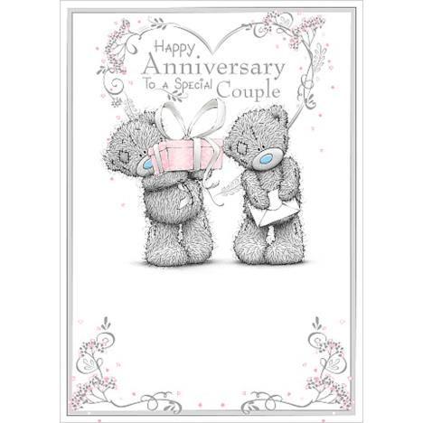 Anniversary Couple Me To You Bear Card Funny Anniversary Cards Tatty Teddy Bear Card