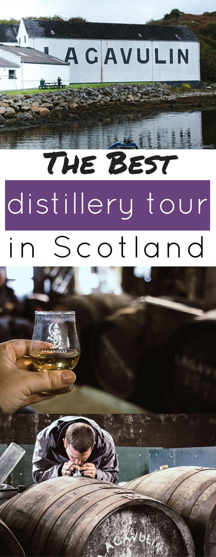The Best Distillery Tour in Scotland #travelscotland