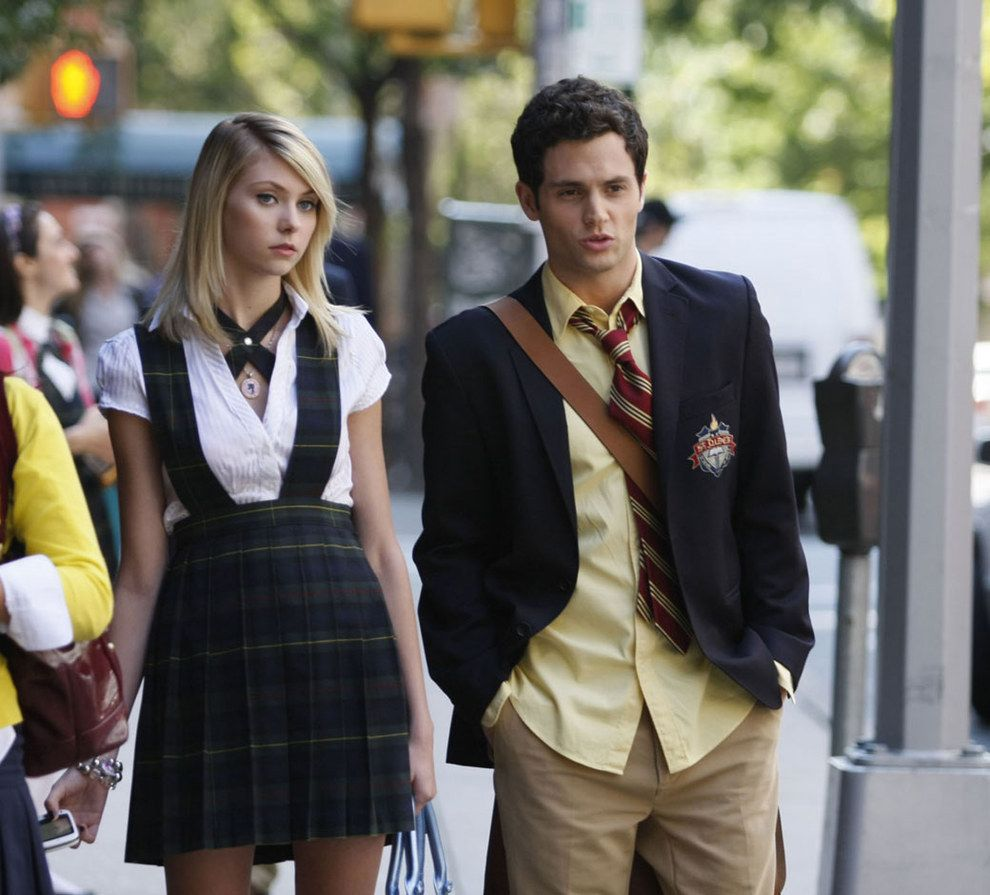 54 things you probably didn u0026 39 t know about  u0026quot gossip girl
