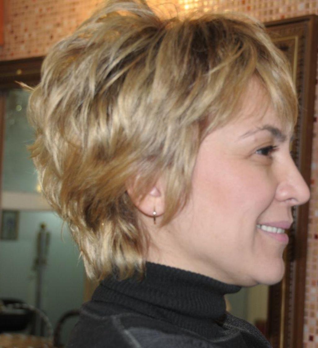 Short Layered Cut Hairstyles | Hair | Short hair cuts for ...