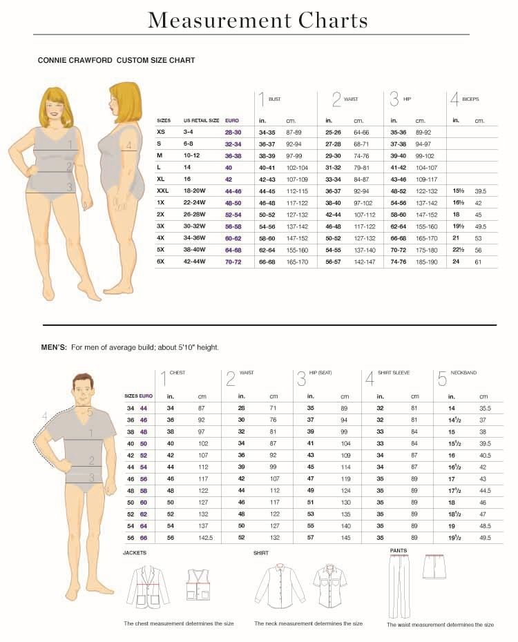 Size Charts Metric  Quilting    Chart Patterns And