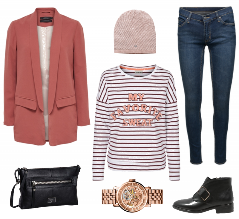 #Frühlingoutfit LOVE ♥ #outfit #Damenoutfit #outfitdestages #dresslove
