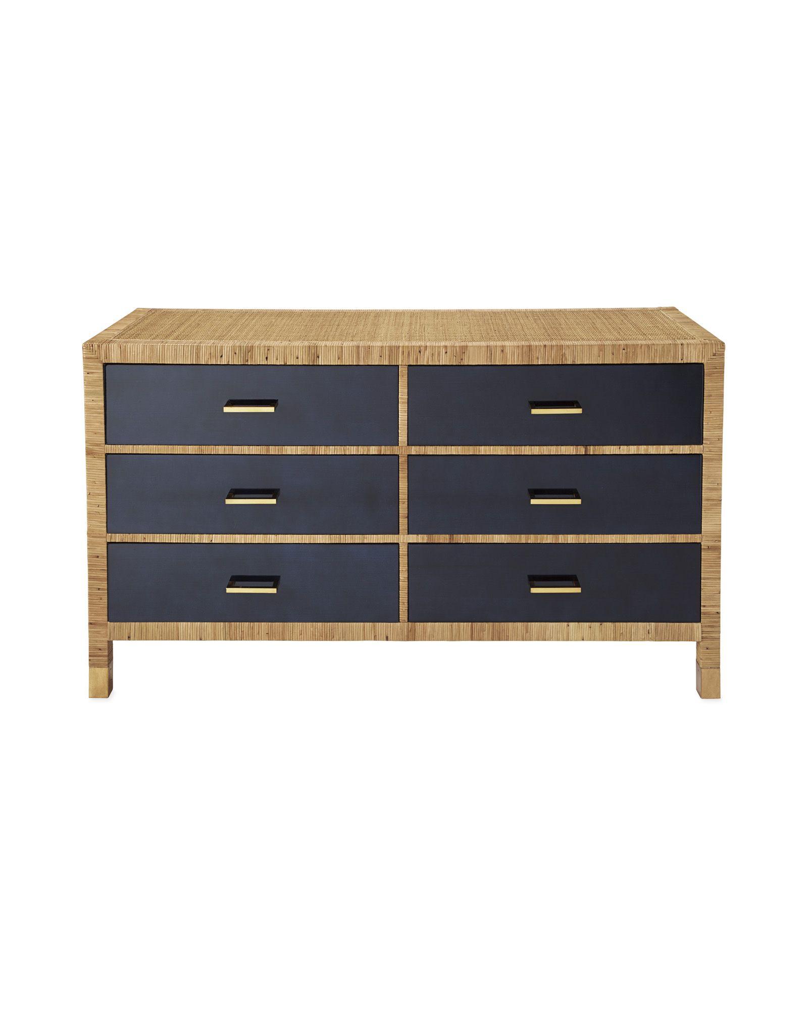 Balboa Dresser Wide Dresser Blue Dresser Dressers For Sale [ 2000 x 1600 Pixel ]