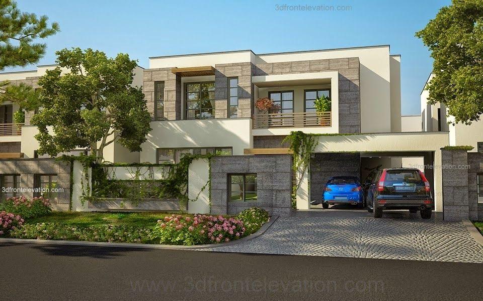 Pakistani House Pictures Casa Fachadas House Plans House