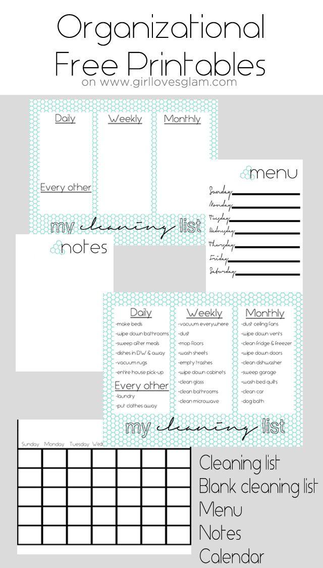 Organization Board Family Command Center Family command center - blank organizational chart