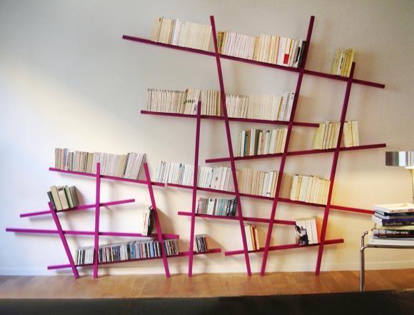 Ausgefallene Bücherregale originelle bücherregale pfiffige und ausgefallene ideen