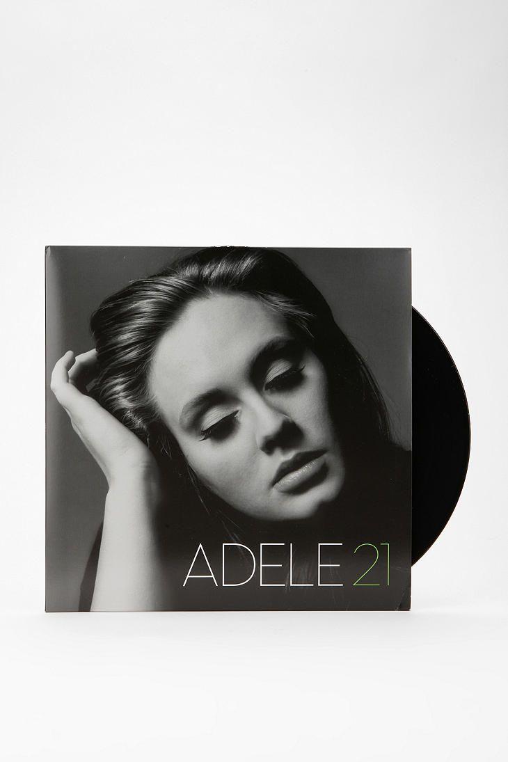 Adele 21 Lp And Mp3 Adele Albums Adele 21 Album Adele 21