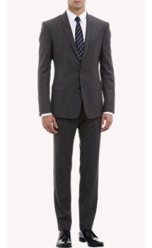Dolce & Gabbana Two-button Martini Suit
