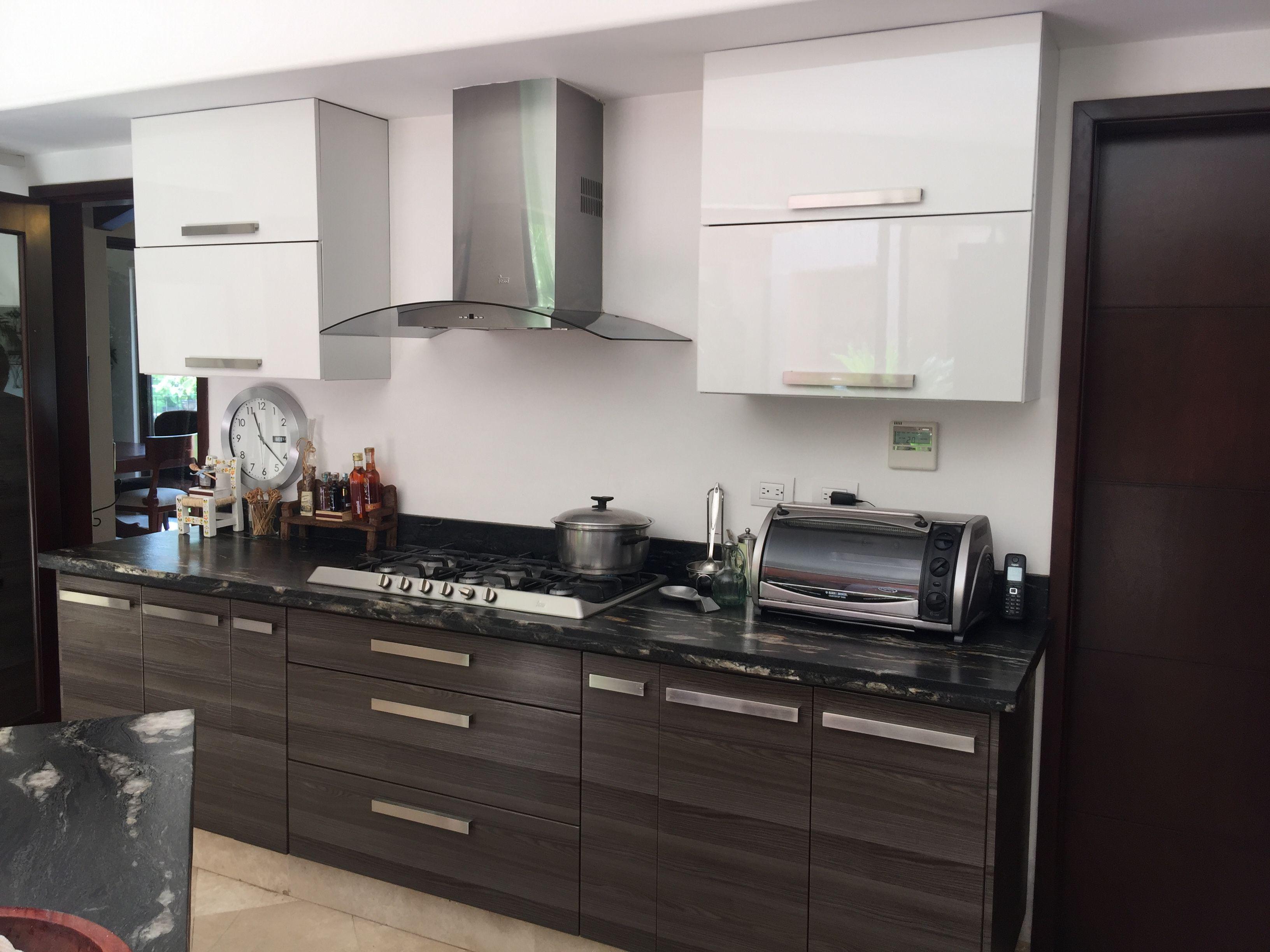 cocina integral moderna cocinas integrales modernas On modulos cocinas integrales